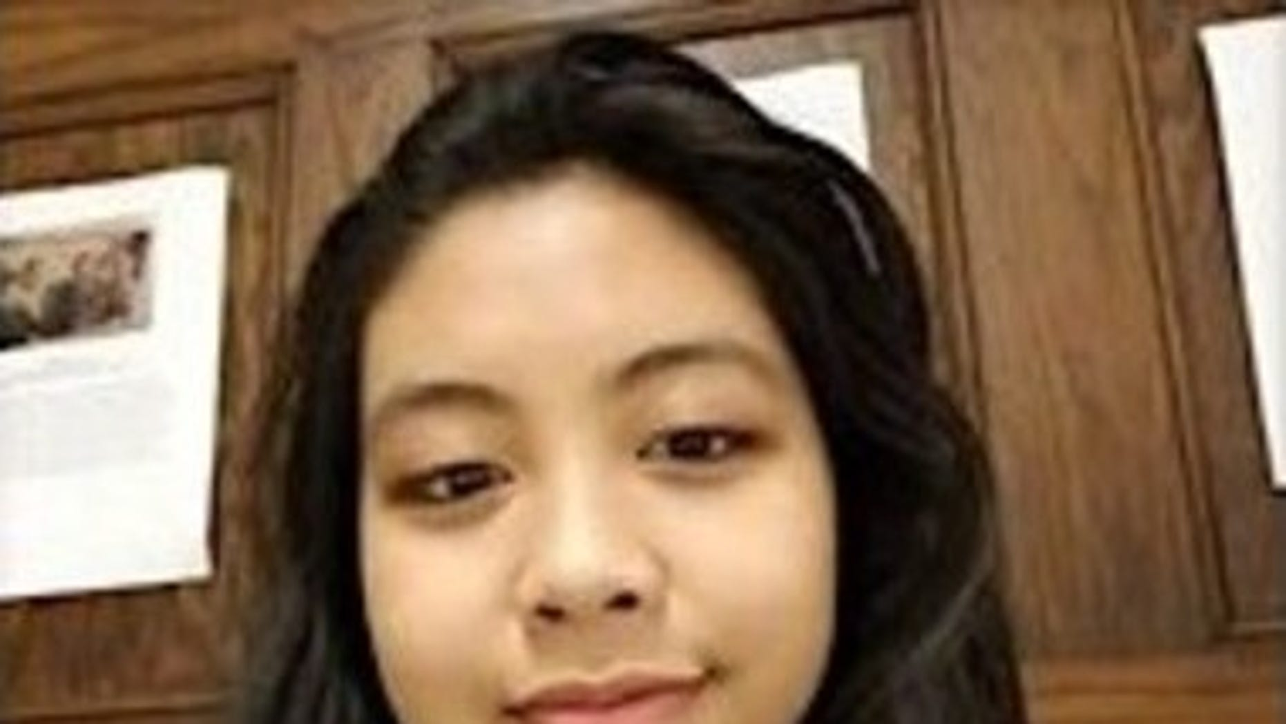 Shalyha Ahmad, 18, was last seen about two weeks ago when her parents dropped her off at a train station.