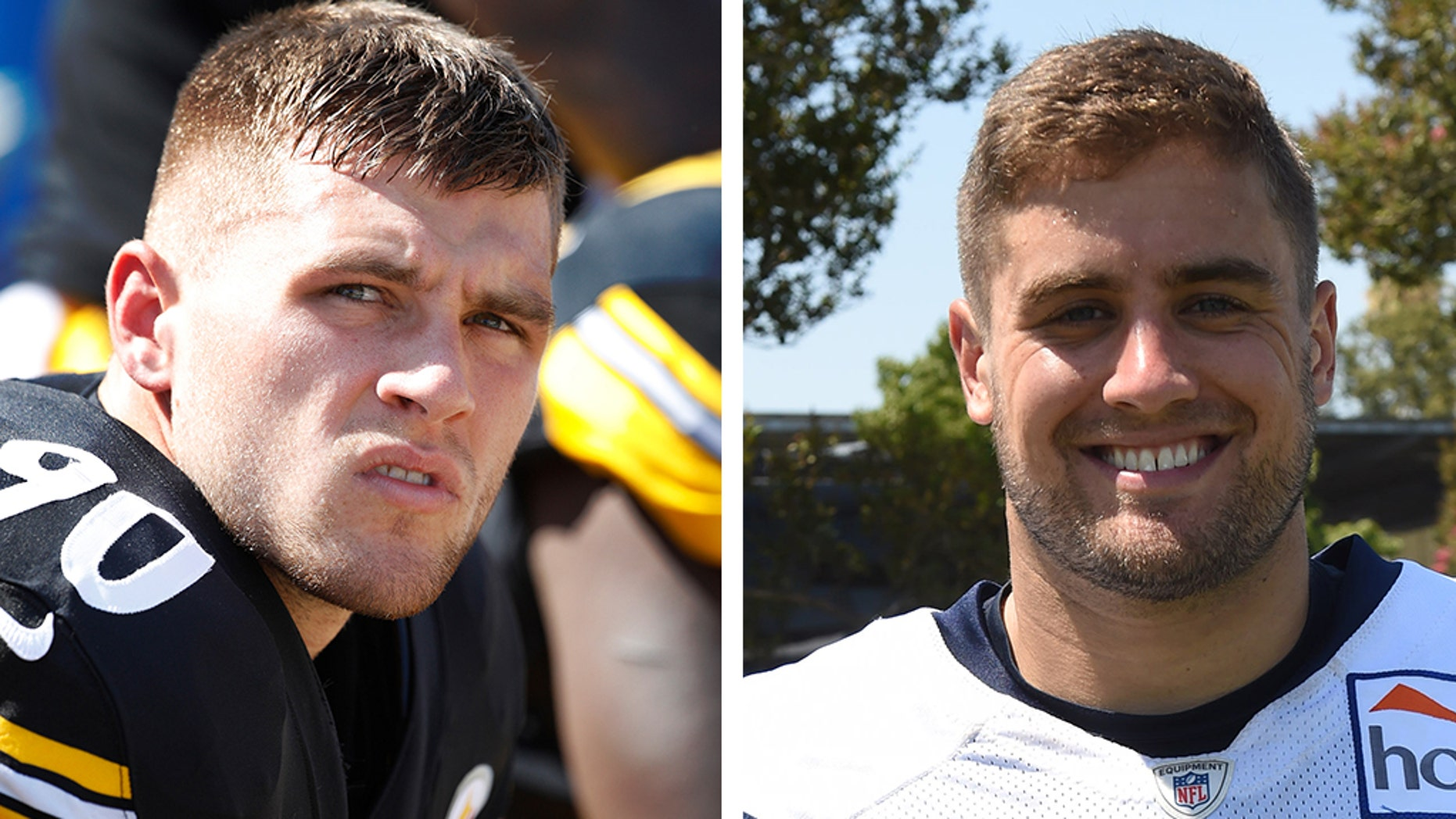 Are tj watt and jj watt related