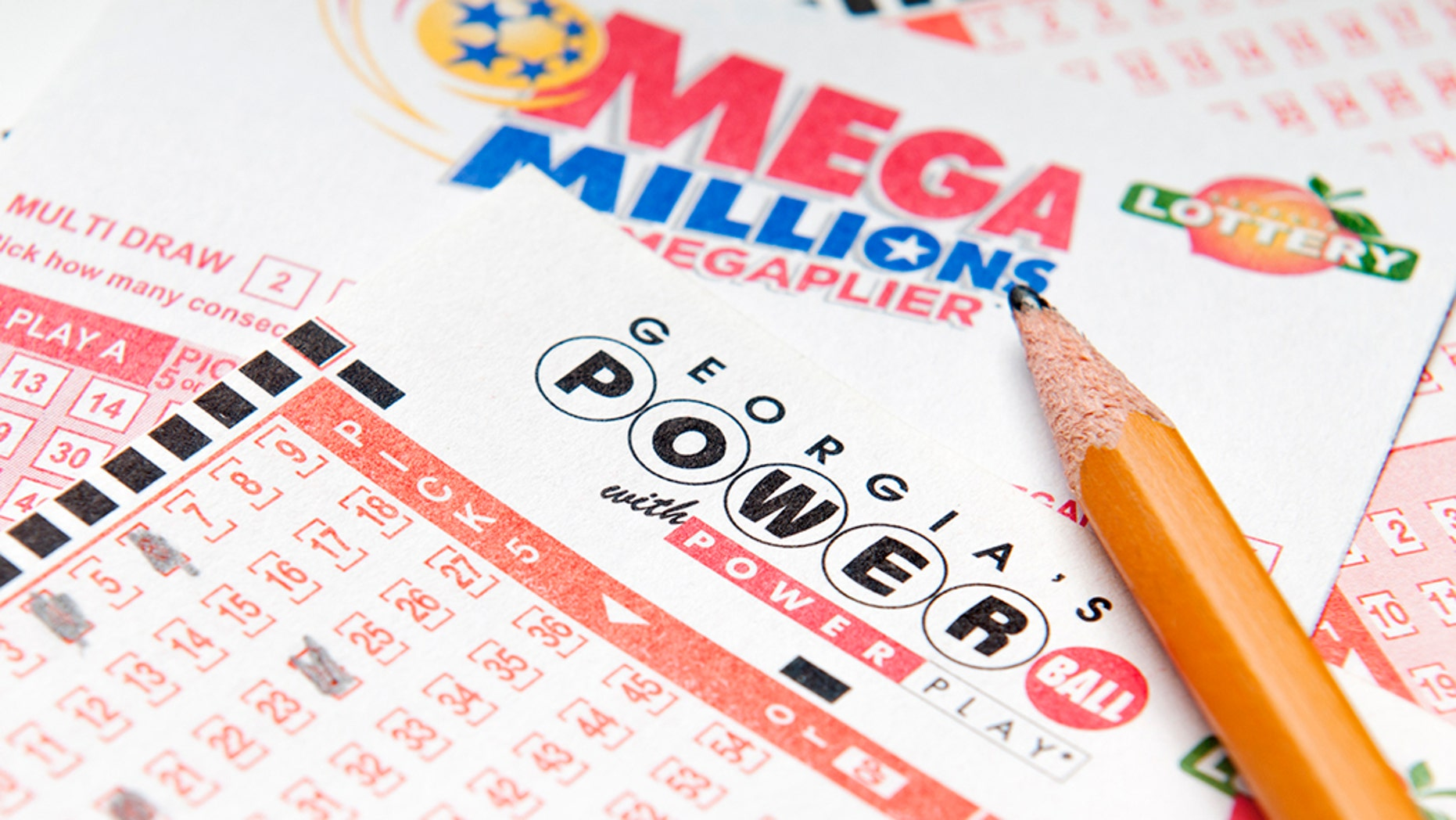 Mega Millions Winning Numbers Are Drawn For 418 Million Jackpot