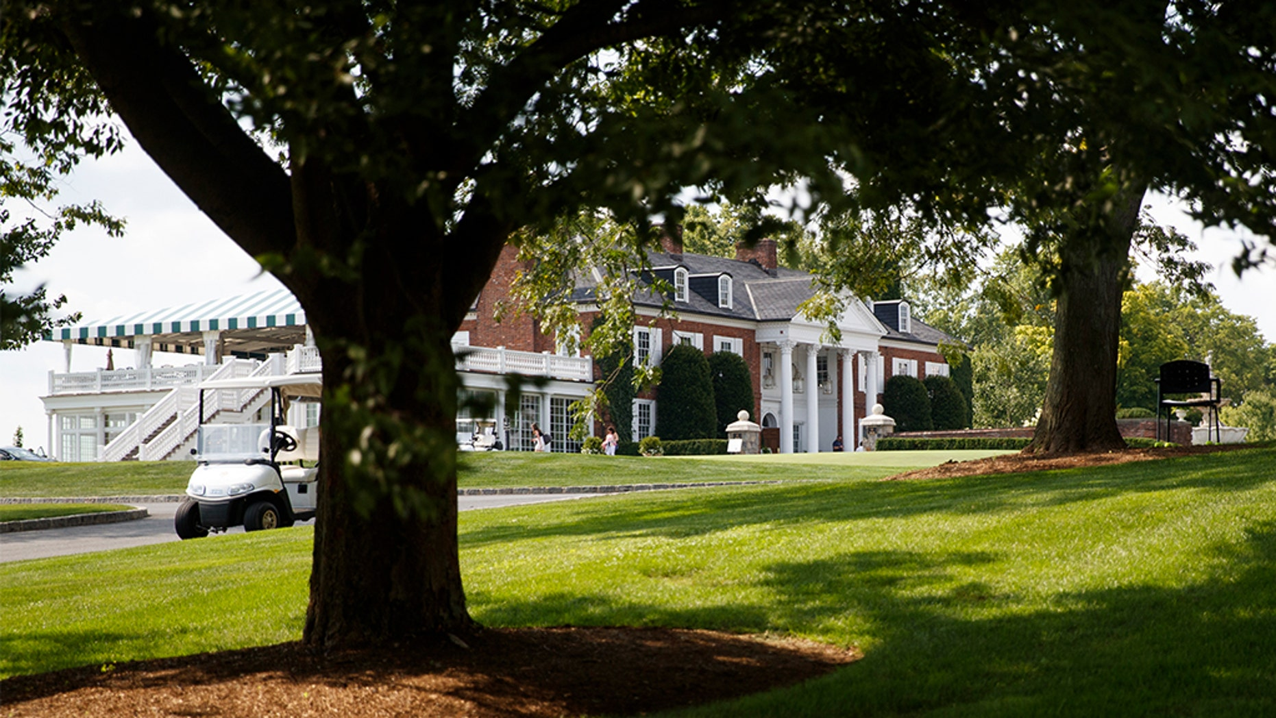 The Times article spotlighted Victorina Morales, an undocumented immigrant from Guatemala, who has worked as a housekeeper at the Trump National Golf Club in Bedminster, New Jersey, since 2013. (AP Photo/Carolyn Kaster)