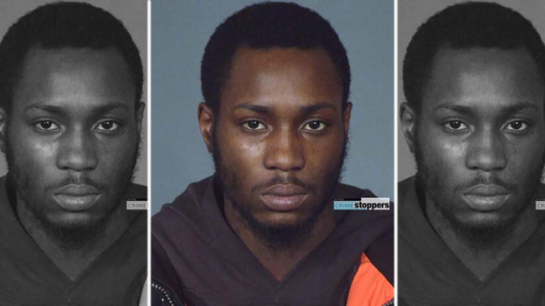 Mugshot for Tyrone Johnson, 24