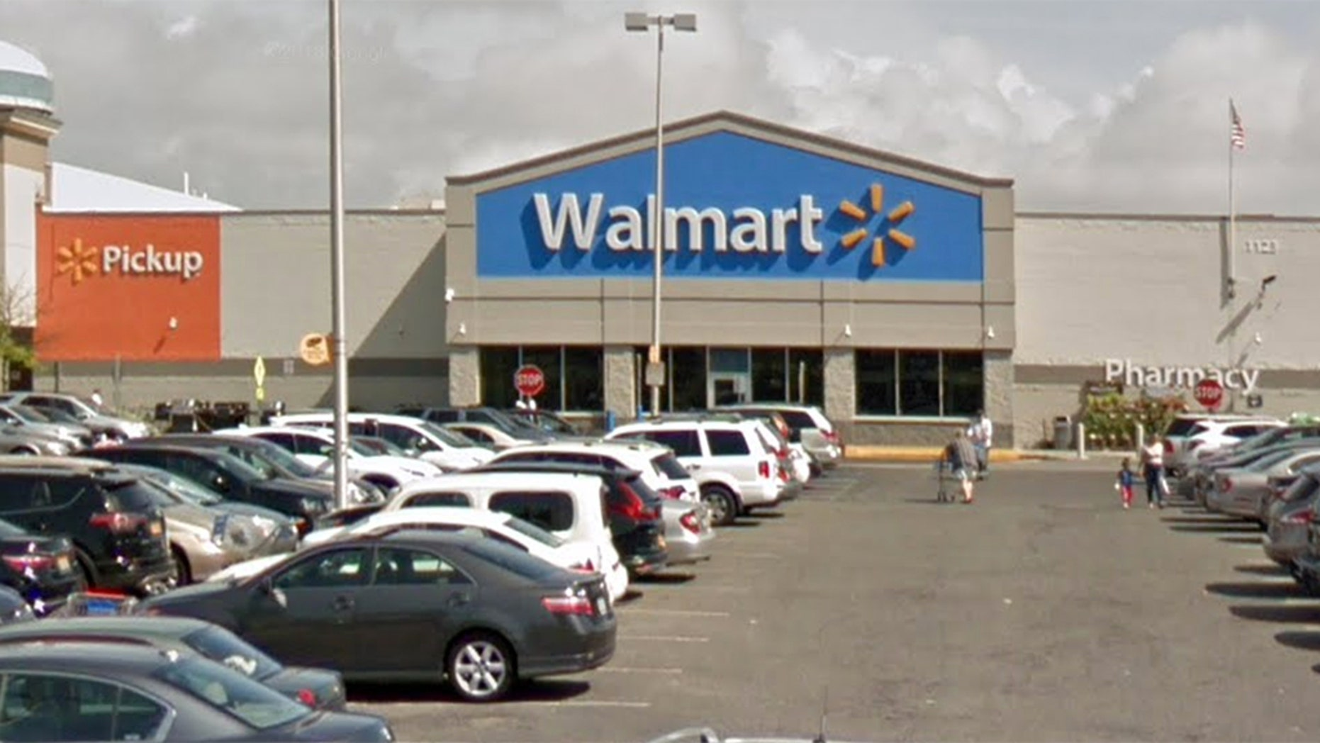 The Christmas season was probably brightening for some Walmart shoppers in New York after an unidentified person took over the cost of all the items they were escaping, the shop noted.