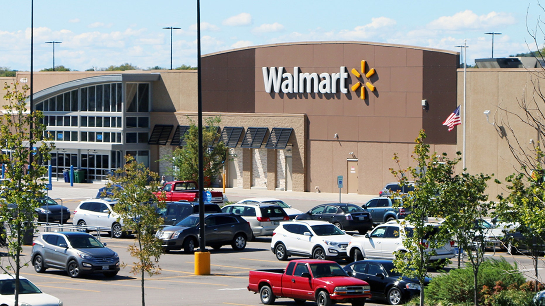 A Walmart employee quit his job while using the intercom.