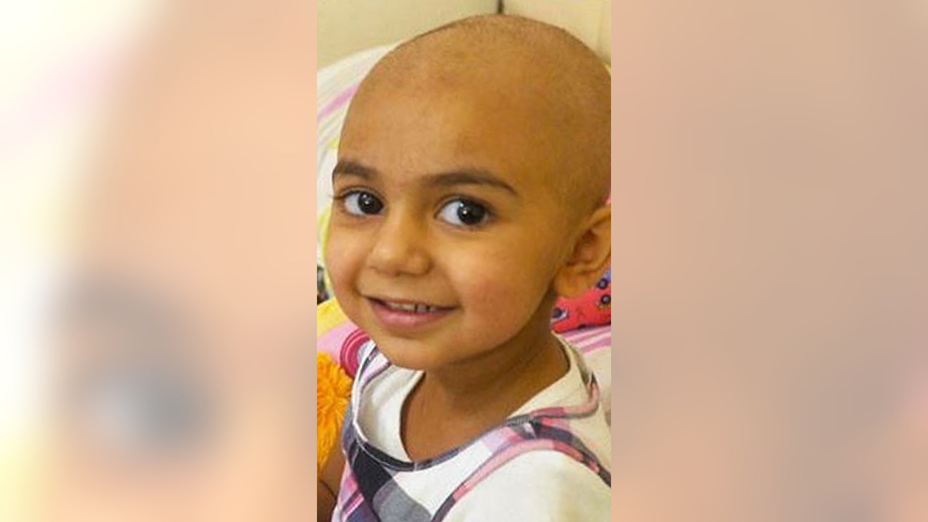 """Zainab Mughal, who has neuroblastoma and requires life-saving transfusions, is missing the """"Indian B"""" antigen in her blood due to a genetic mutation, complicating the search for her donor."""