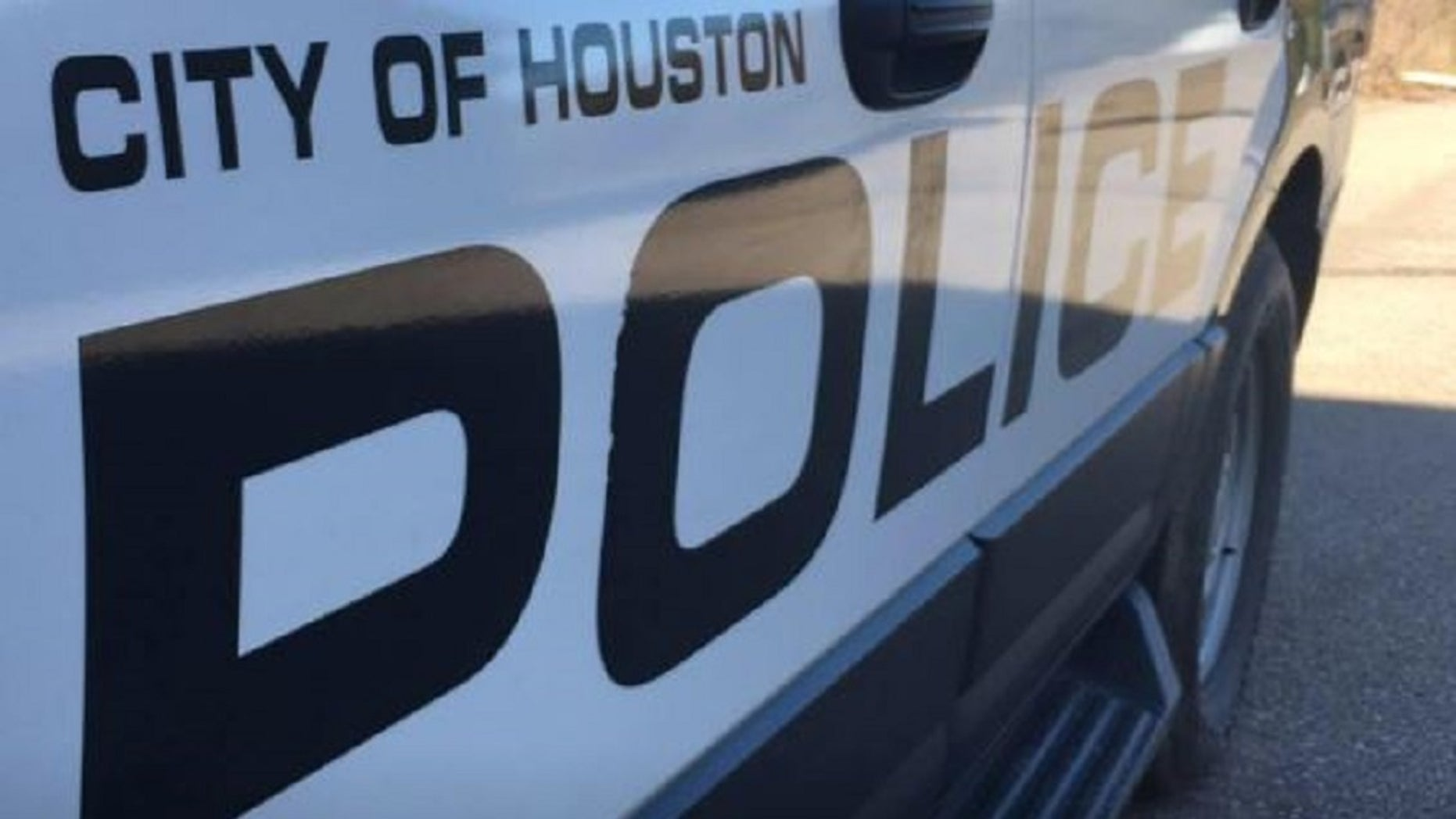 HPD tweeted late Sunday evening that two officers are injured from a car crash.