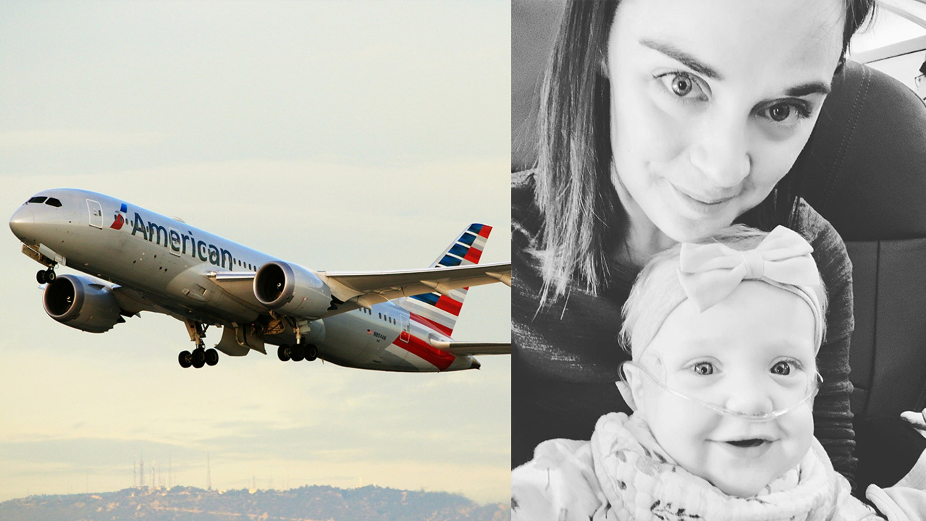 American Airlines Passenger Who Gave Up First Class Seat