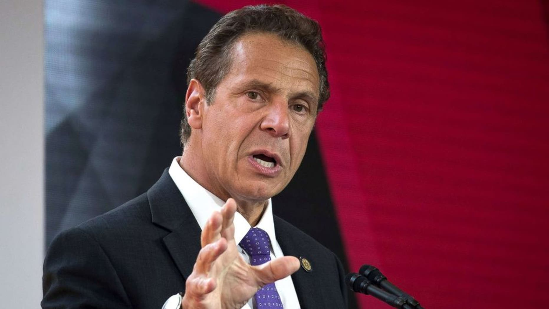 New York Gov. Andrew Cuomo has come under fire from state Democrats over a $25,000-a-plate fundraiser. (Fox News)
