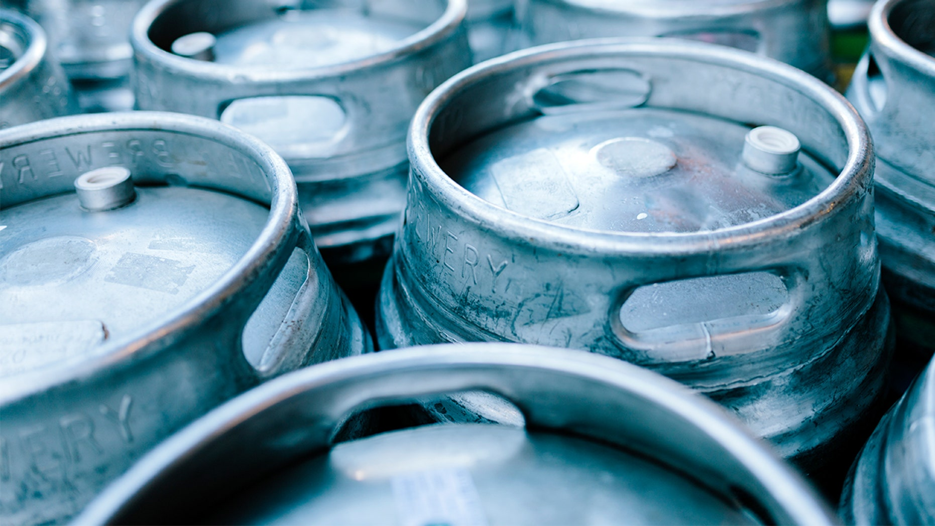 A beer delivery driver never returned the beer he was hired to pick up.