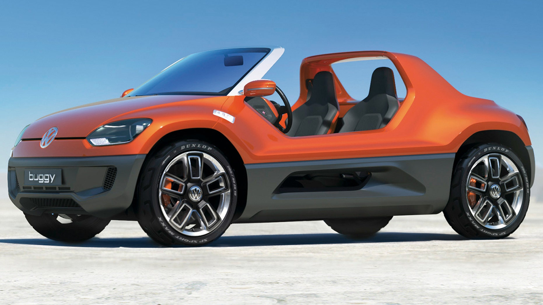 The Buggy Up Concept Offers An Idea Of What A Futuristic Vw Off Roader