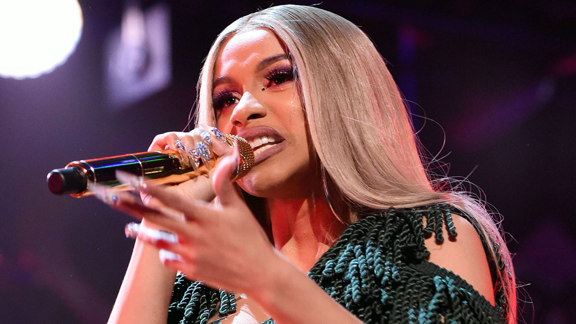 Cardi B Lashes Out About Harassment Pressures Of Fame In