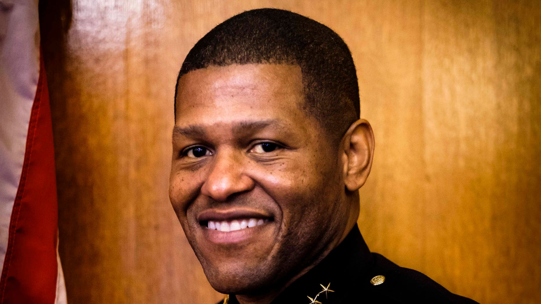 Chief William Scott has been leading San Francisco's force since January 2017, after serving 27 years in the Los Angeles Police Department, according to his official San Francisco Police Department biography. (SFPD)