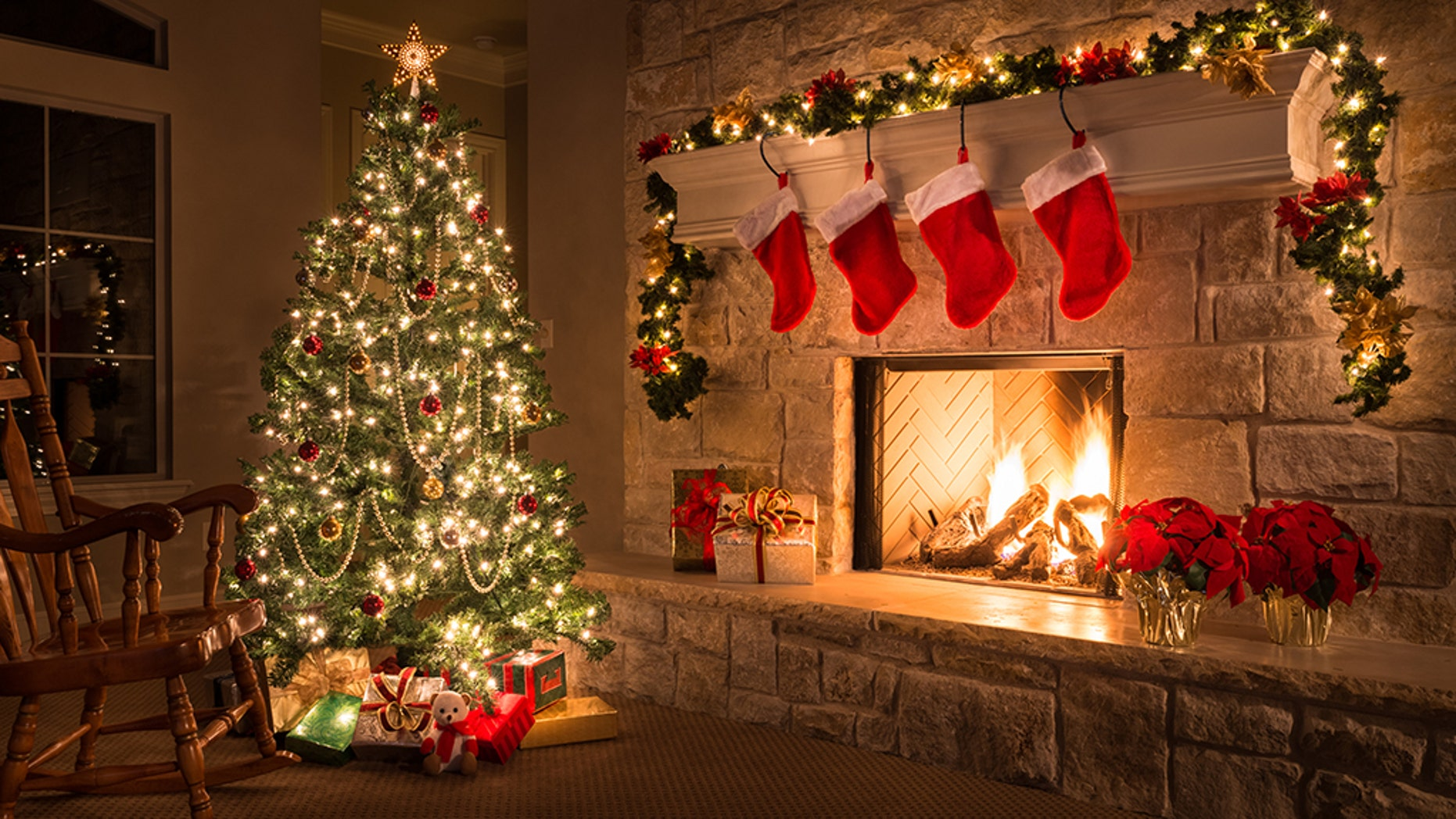 Are Christmas Trees A Fire Hazard Tips To Keep Your Home Safe From