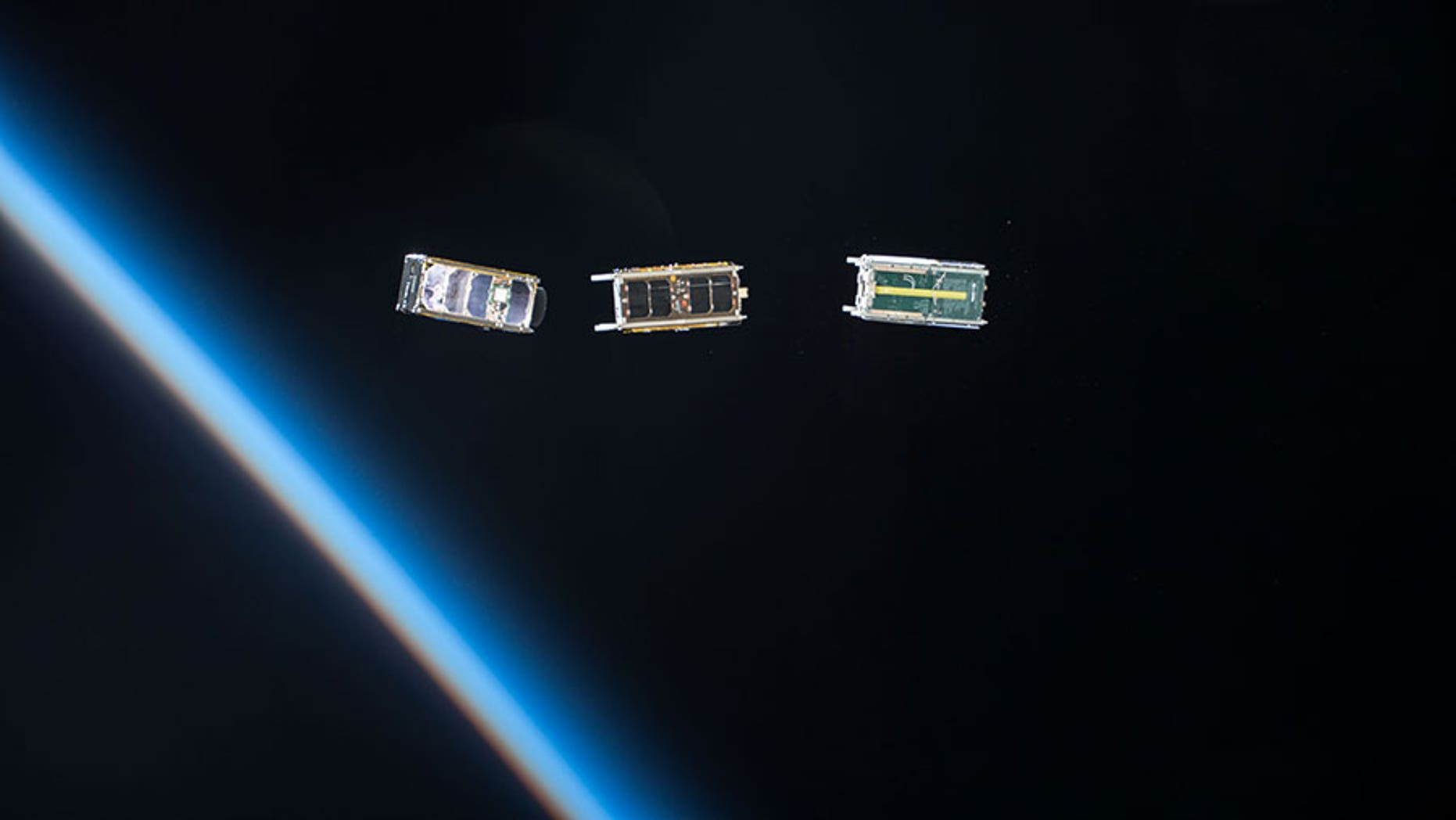 Cubesats are currently the standard small satellite, but some spacecraft designers are pushing their creations ever smaller.