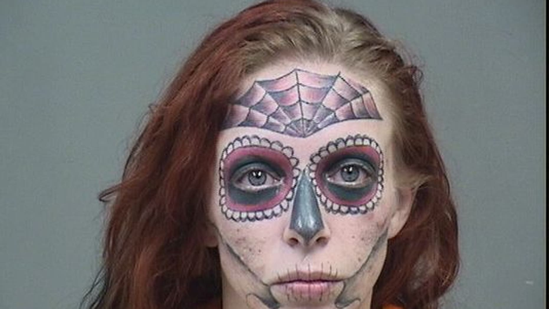 This is reportedly not the Ohio woman's first arrest.