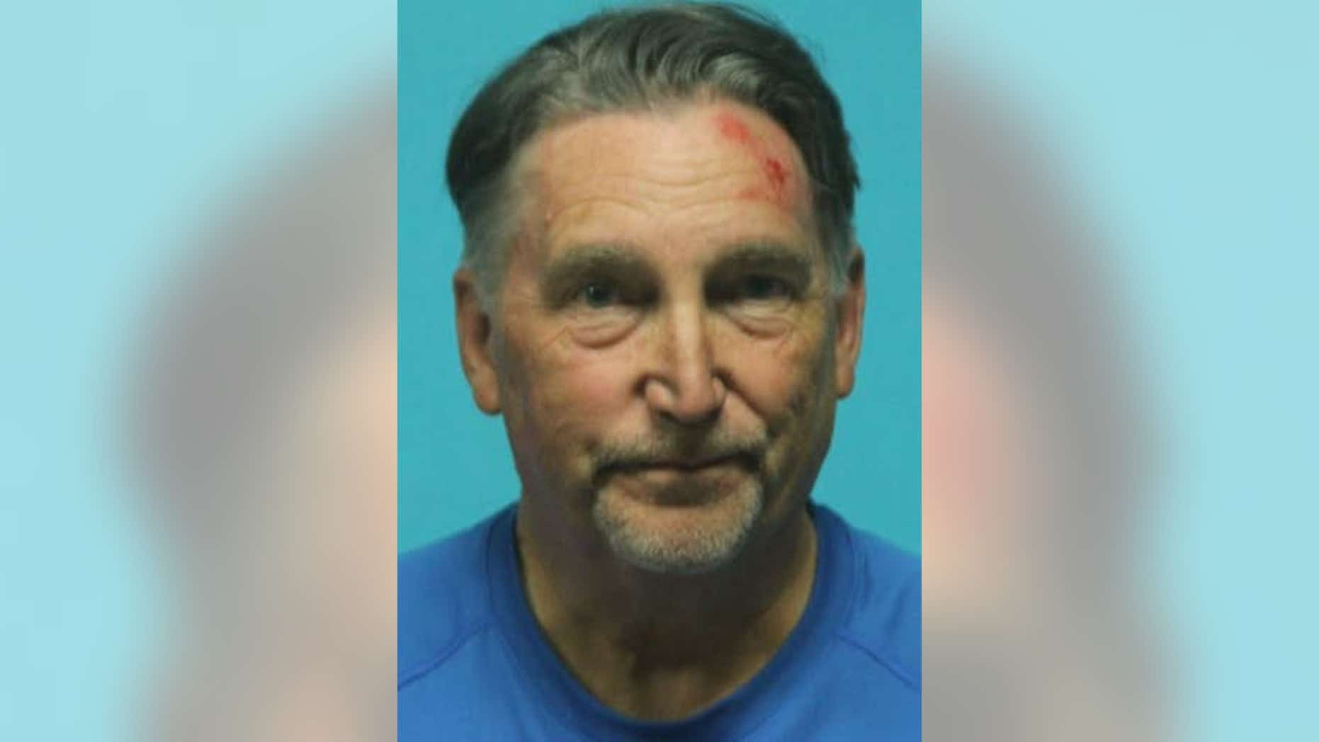 Patrick Yadauga, 62, was charged with driving while intoxicated, resisting arrest and assault on a public servant, authorities say. (Southlake Police Department)