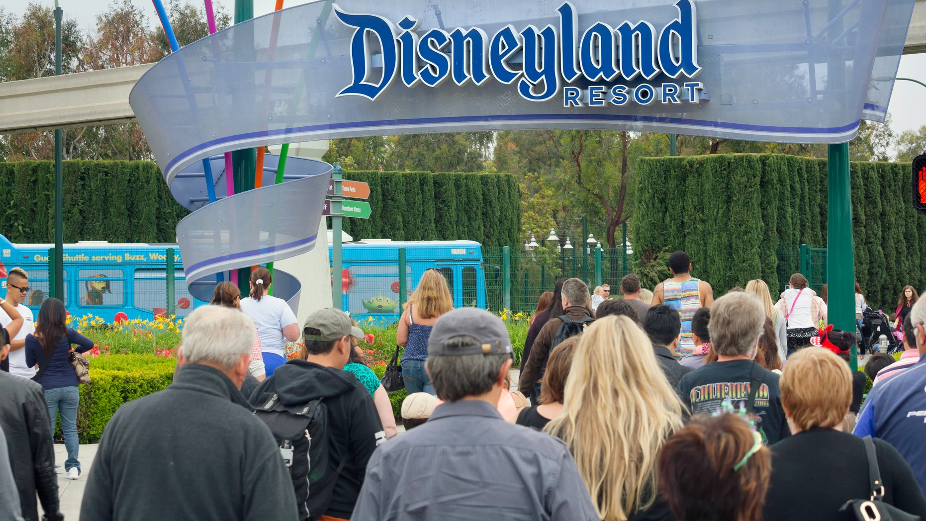 Disneyland is appealing state fines, observant a outbreak's source was not scientifically determined.br data-cke-eol=1
