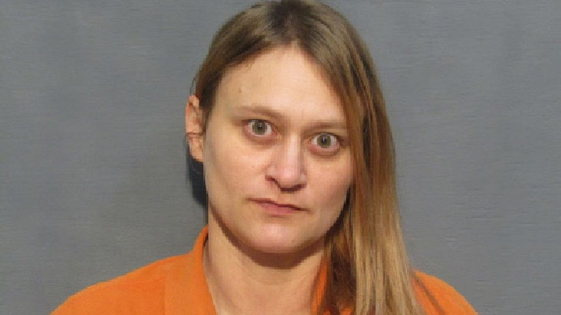 Amanda Gail Oakes, 36, is charged with manslaughter and abuse of a corpse, authorities say.