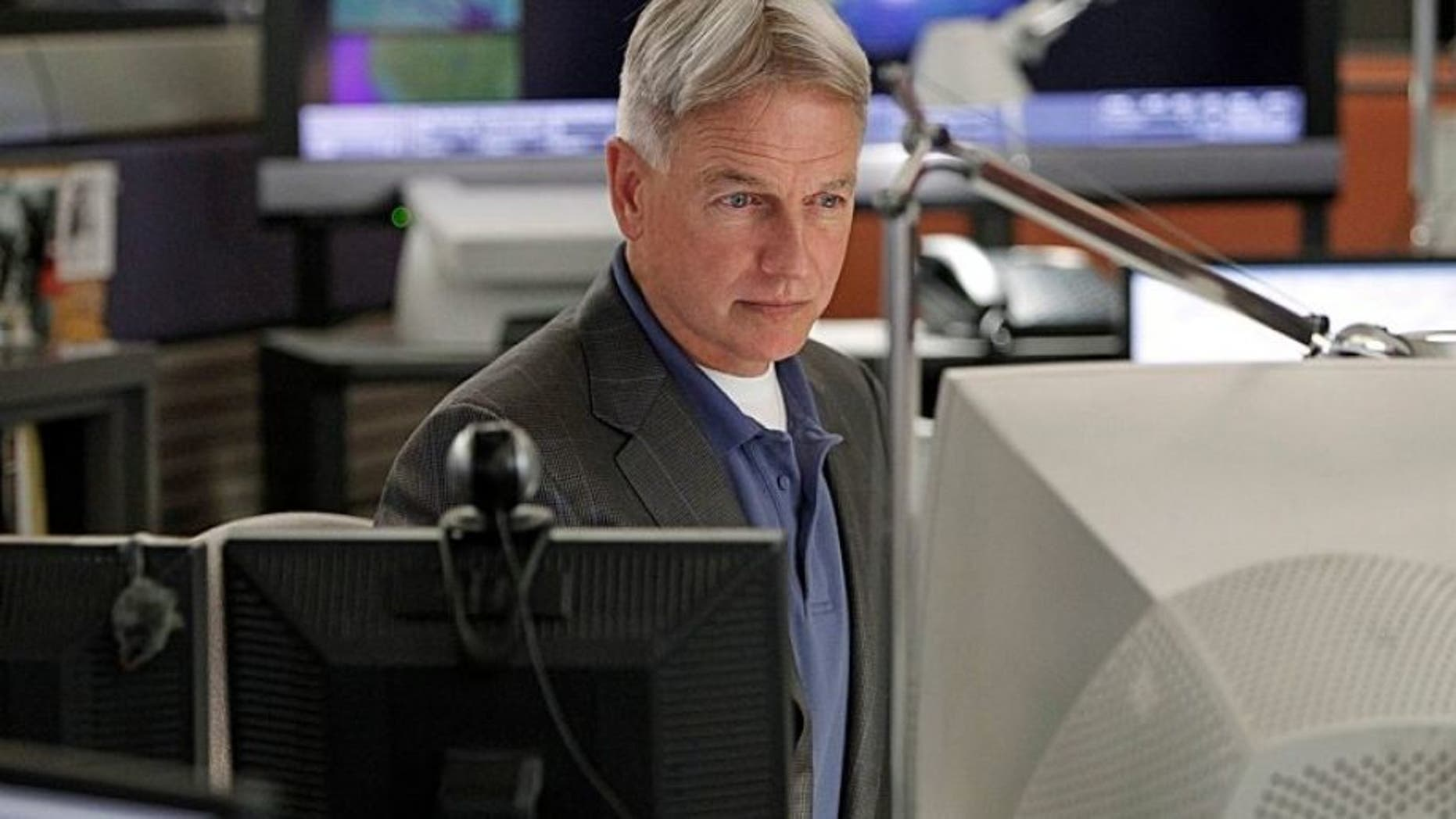 Mark Harmon, star of CBS' 'NCIS,' shared the winning advice his father once gave him.