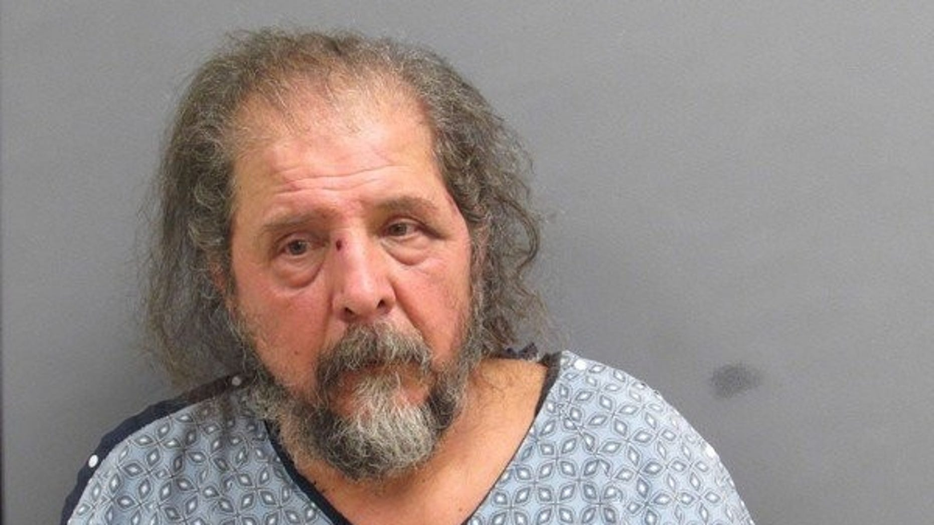 Robert Nompleggi denied allegations that he used a fireplace poker to kill another man.