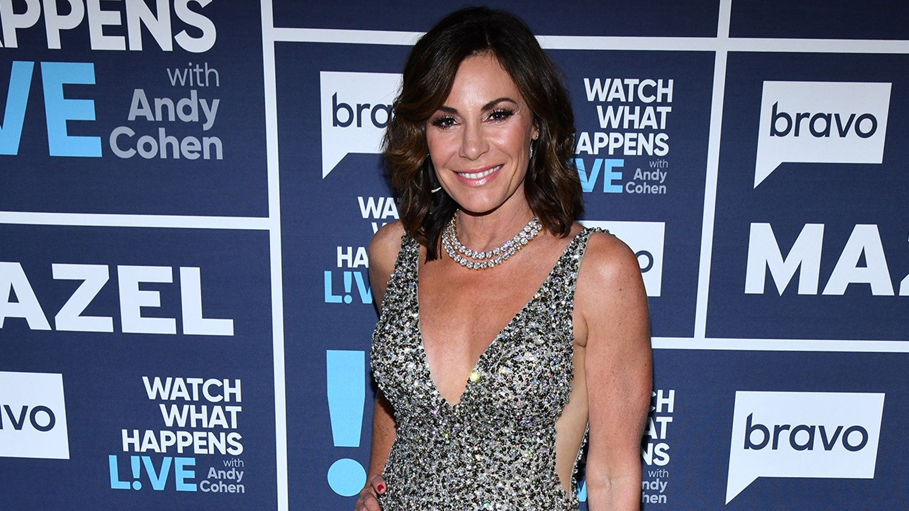 "Luann de Lesseps talks to Fox News about her sobriety, the upcoming season of ""Real Housewives of New York City"" and her new jewelry line with Super Jeweler."
