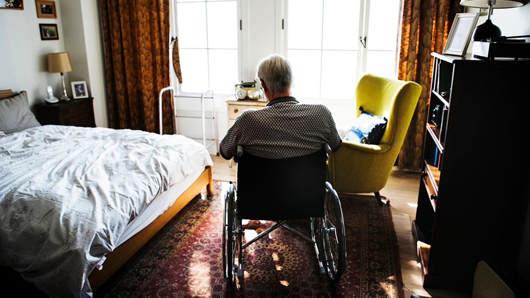 Nursing home Nude Photos 85