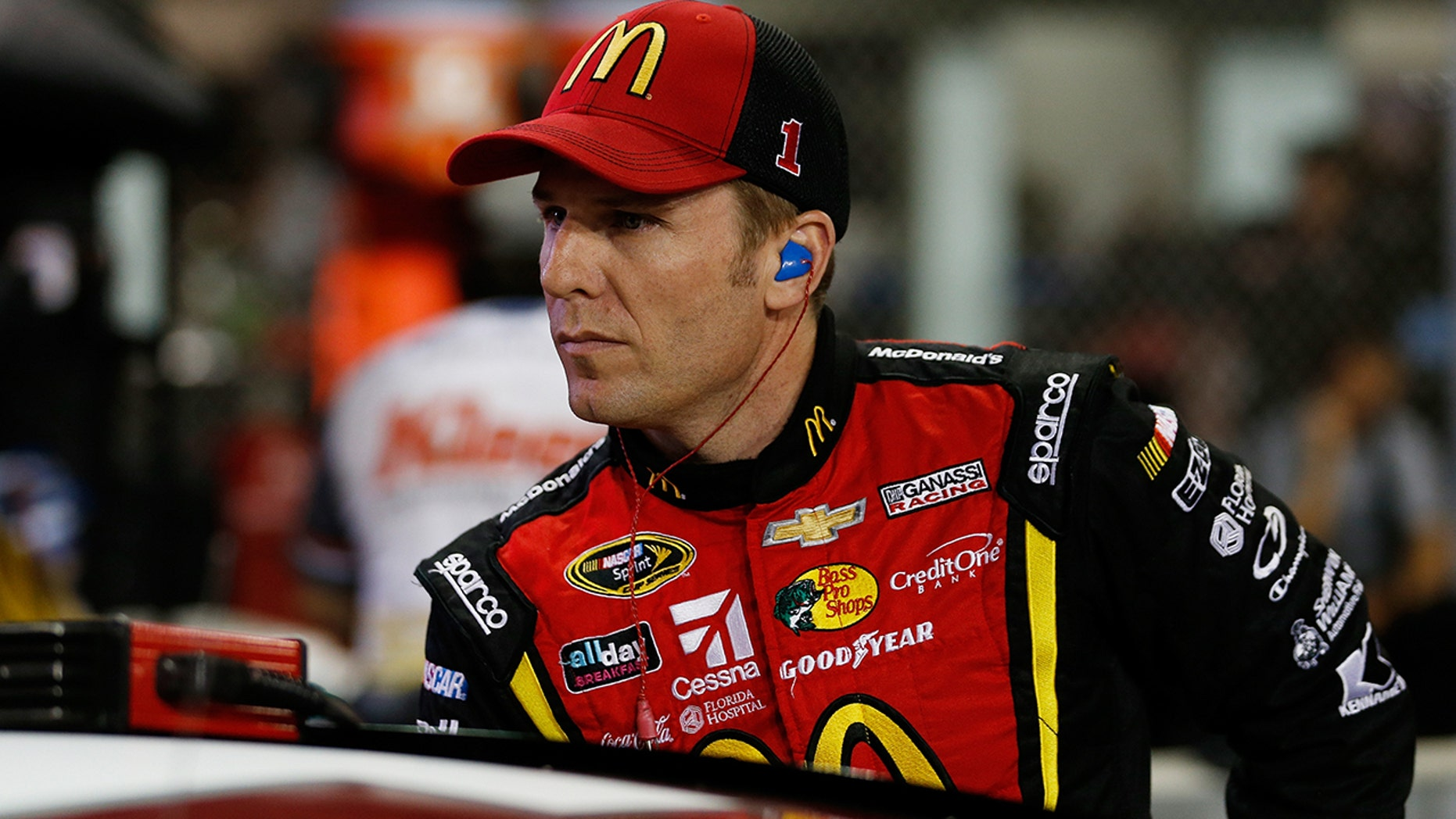 McMurray wrapped up the 2018 season with an 18th place finish at Homestead-Miami Speedway
