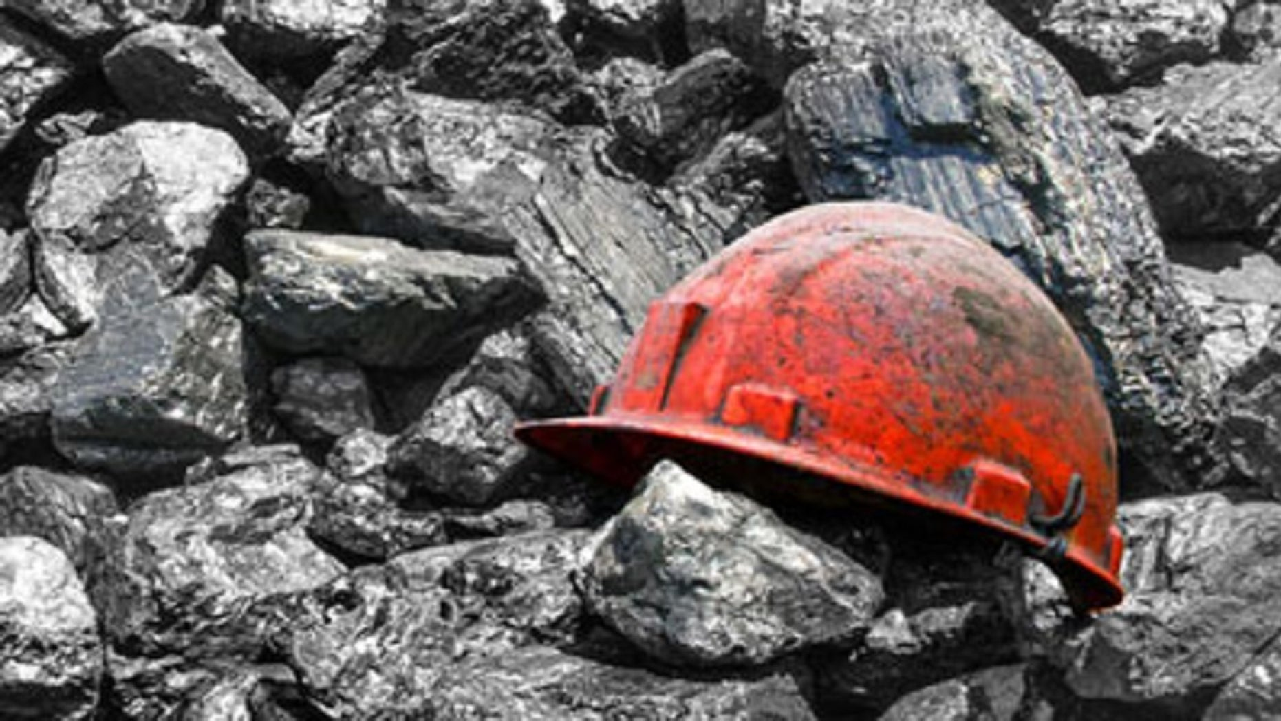 A West Virginia mine rescue team is searching for four people reported missing at an underground coal mine.