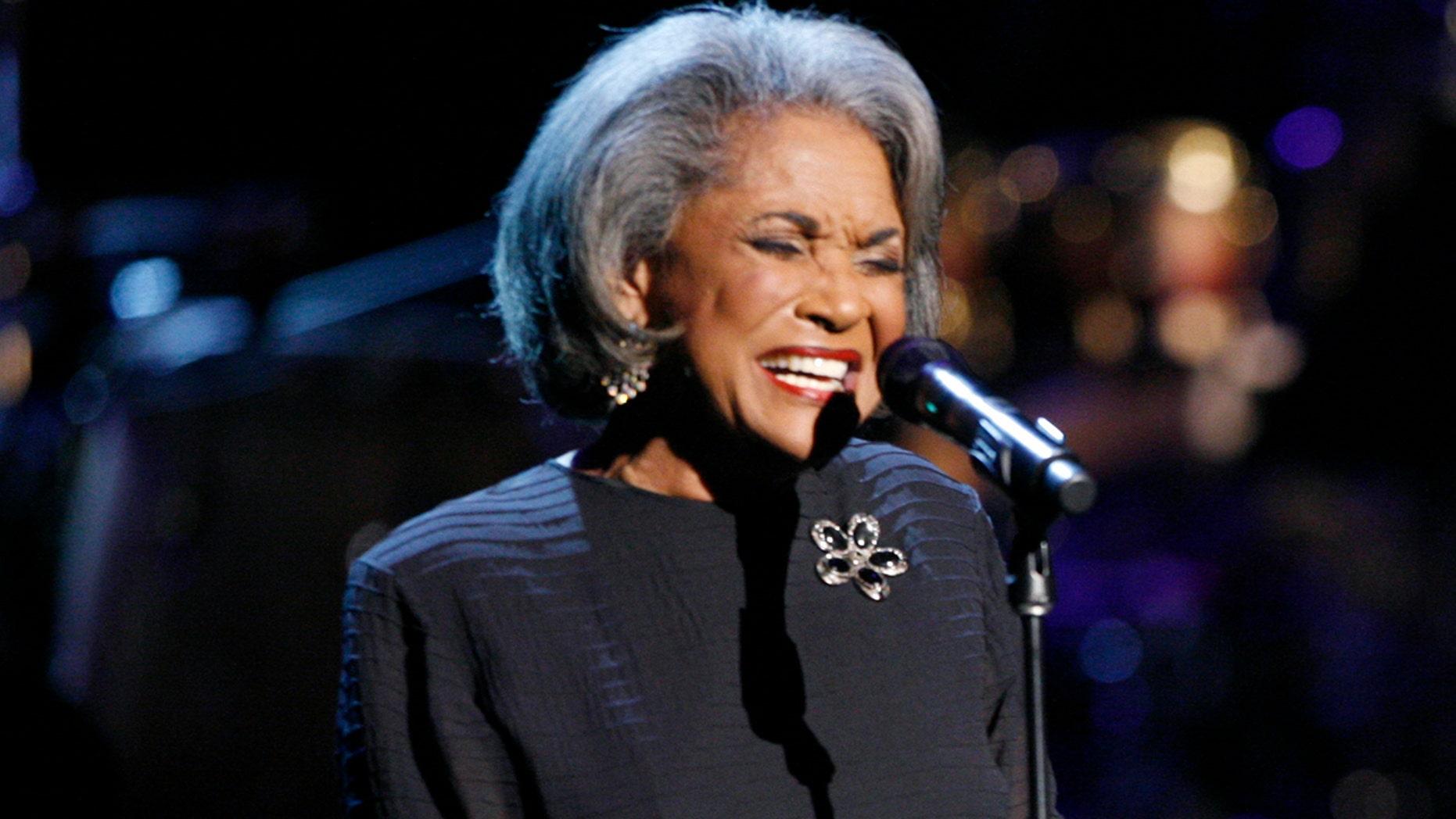 Nancy Wilson, Grammy-winning jazz singer, dies at 81 | Fox News