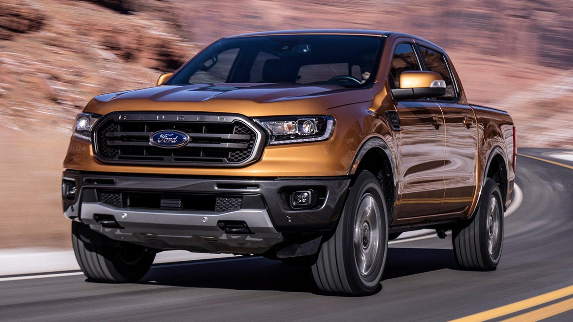 2019 ford ranger scores highest fuel economy rating