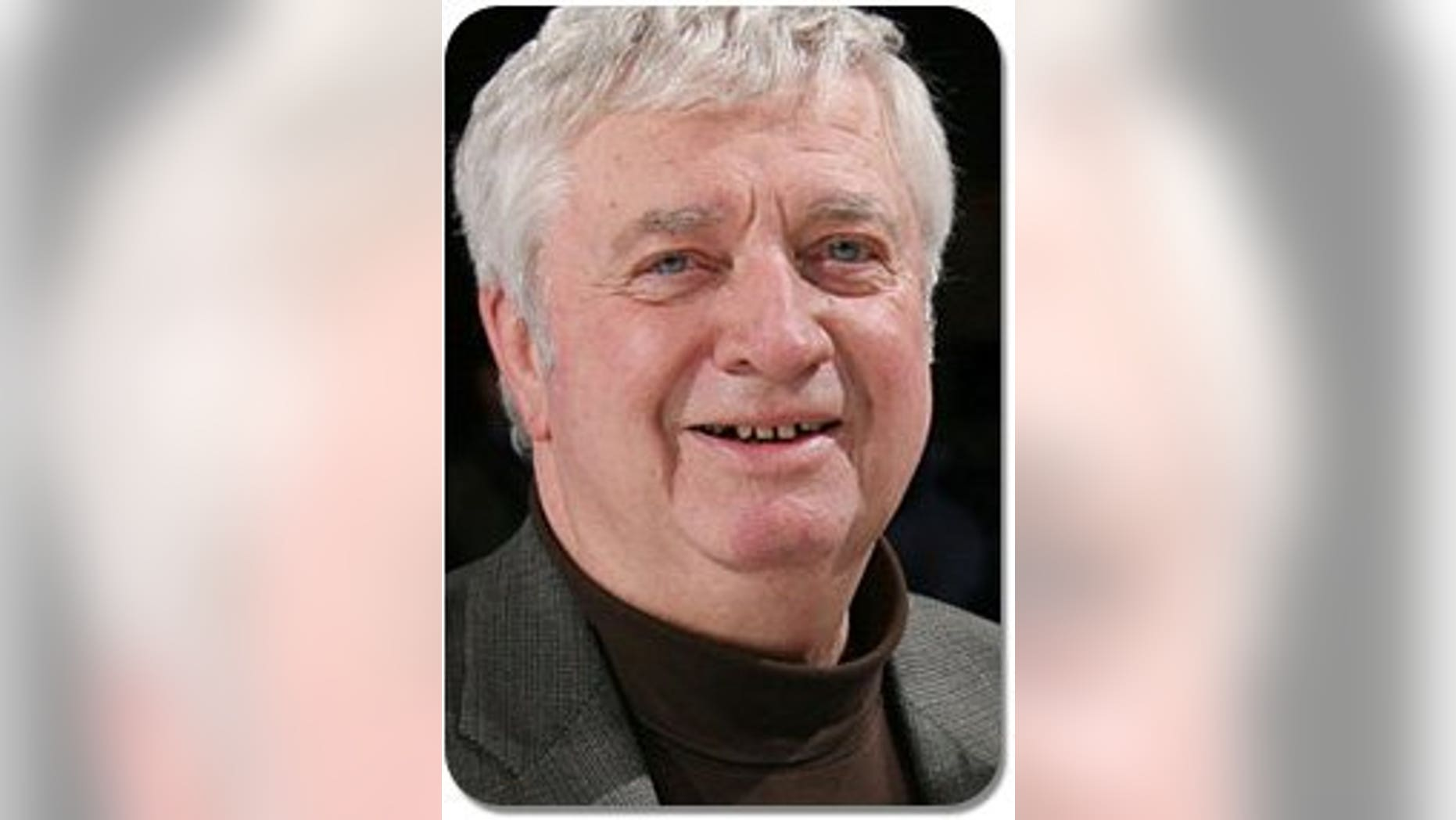 Rick Jeanneret, 76, has been a BuffaloSabres broadcaster since 1971. (Facebook)