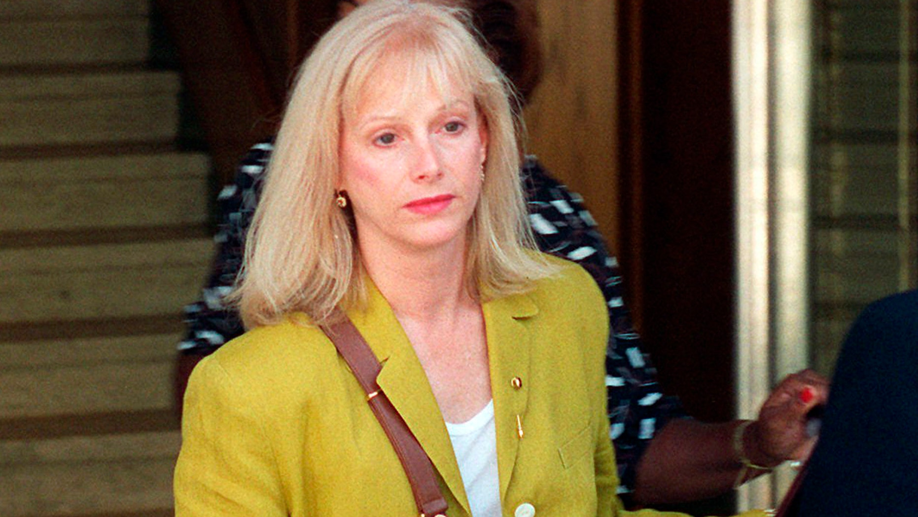 FILE - On this eleventh of September, 1996, file impart, Sondra Locke leaves court in Burbank, Calif., after opening statements in a civil swimsuit in opposition to her frail are residing-in boyfriend, Clint Eastwood. (Linked Press)