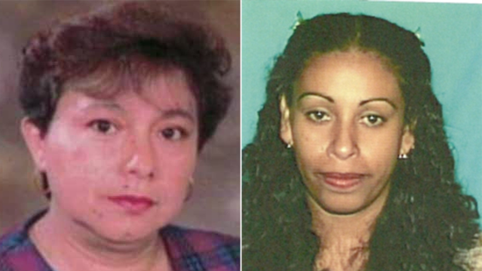 Damaian Castillo, 57, (l) and Sonia Mejia, 29, were killed on Feb. 9 two years apart.