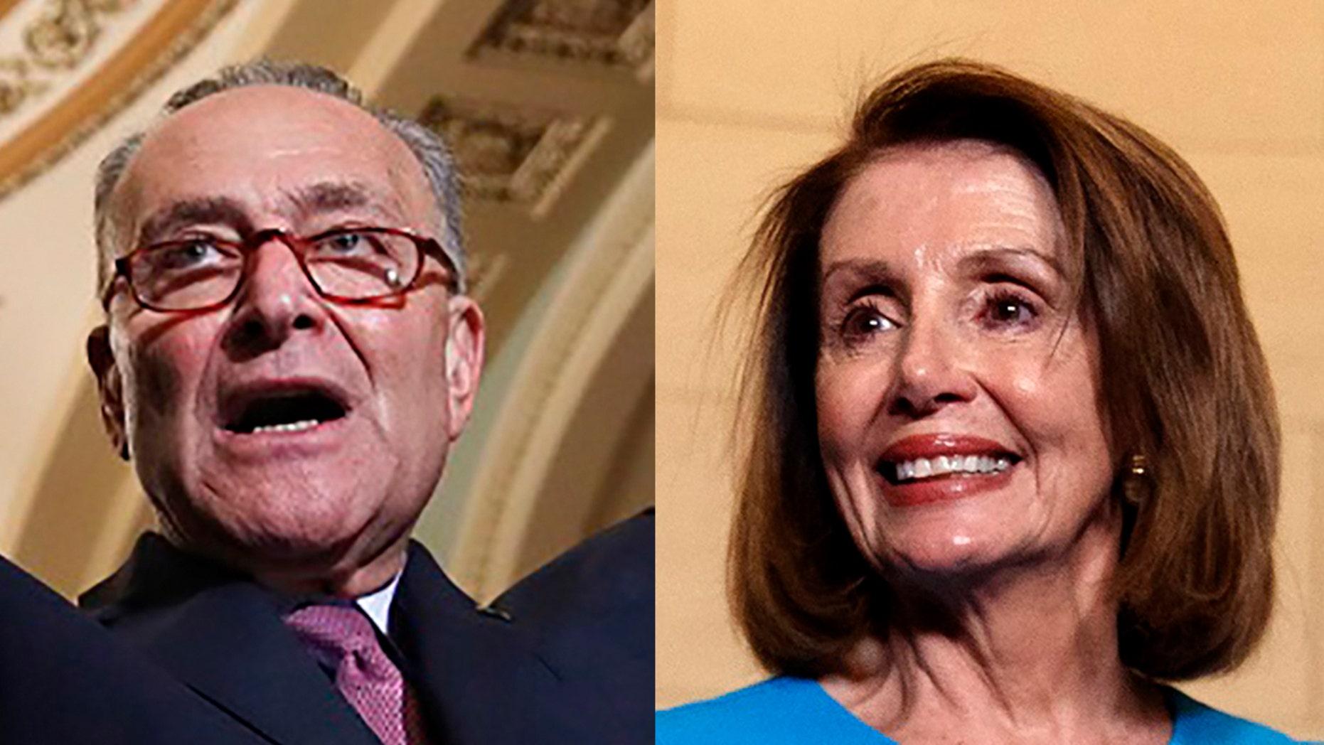 Sen. Chuck Schumer and US Representative Nancy Pelosi will meet with President Trump next week, Fox News has learned.
