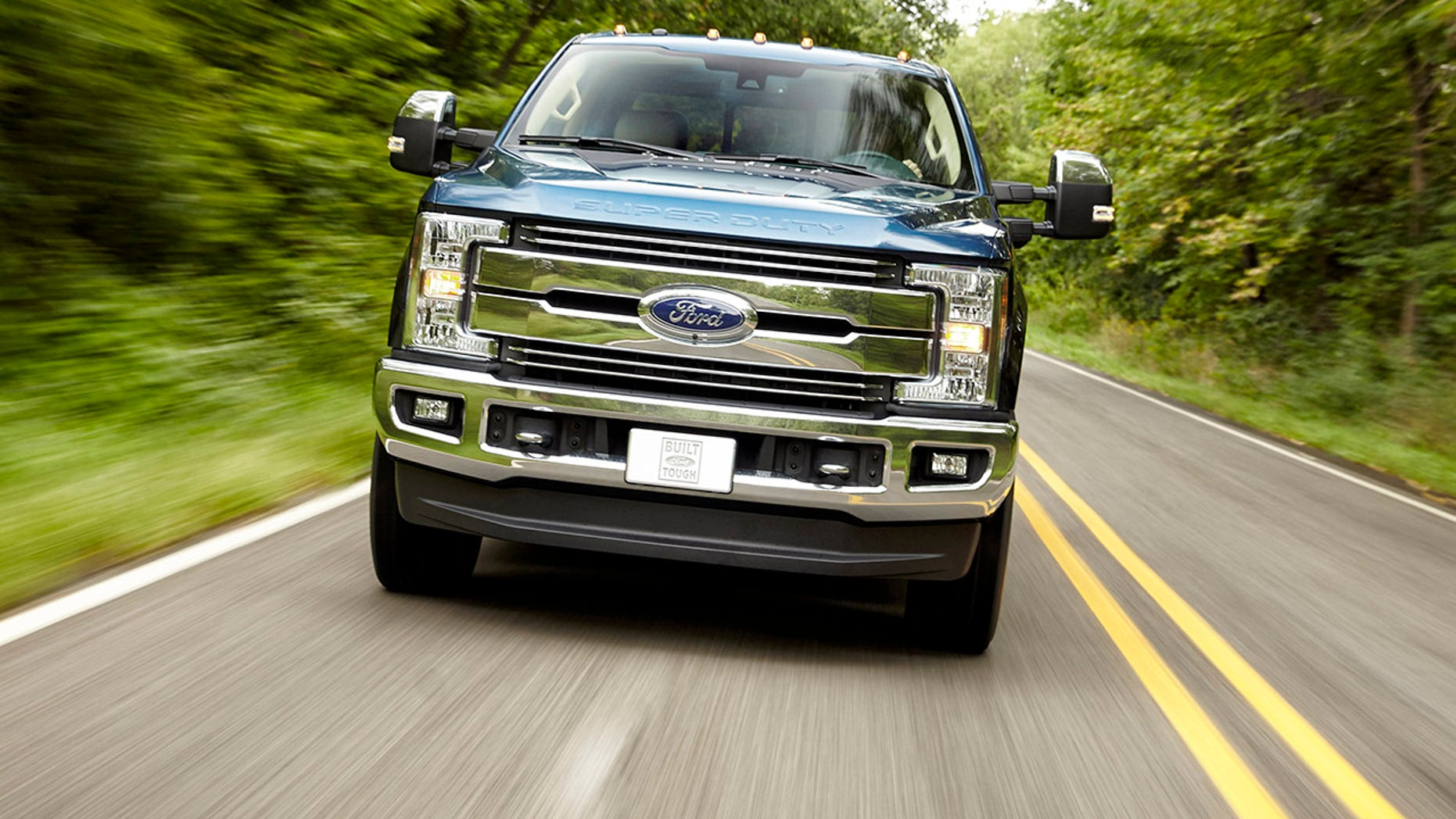 Ford recalling more than 800000 trucks due to safety issue