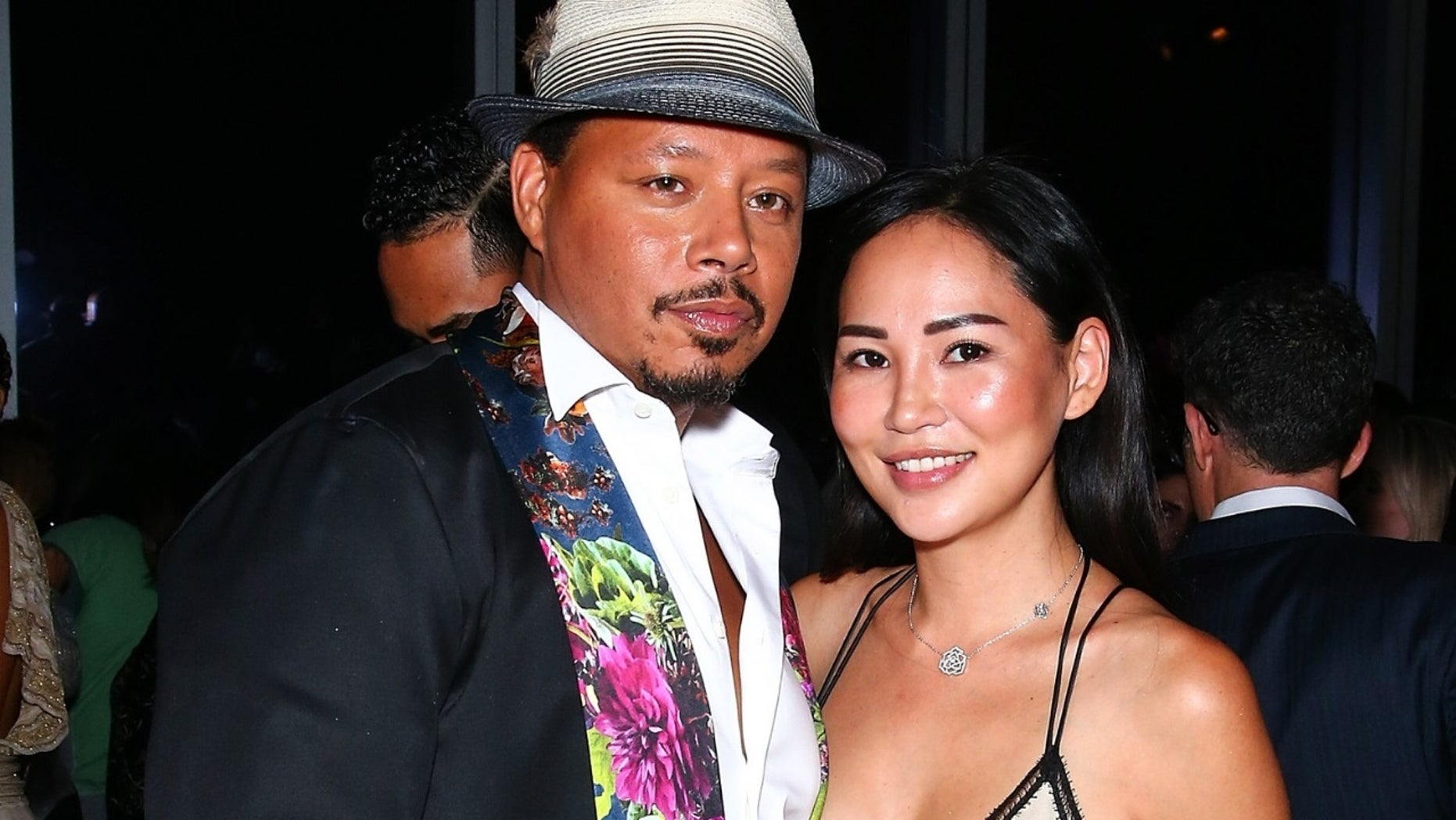 Terrence Howard is engaged to ex-wife Mira Pak