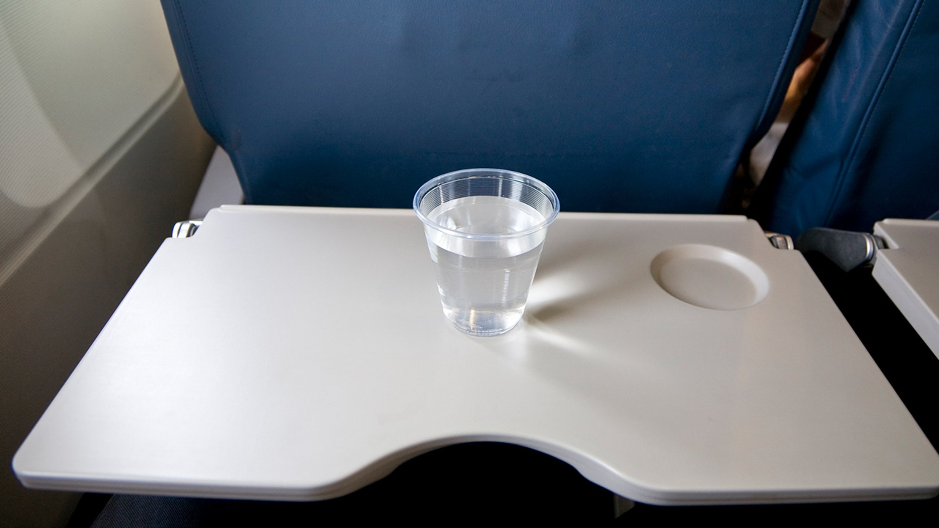 The Hunter College survey that polled 11 airlines — including JetBlue and Delta — about the nutritional value of their in-flight snacks also asked about procedures surrounding the water tanks.