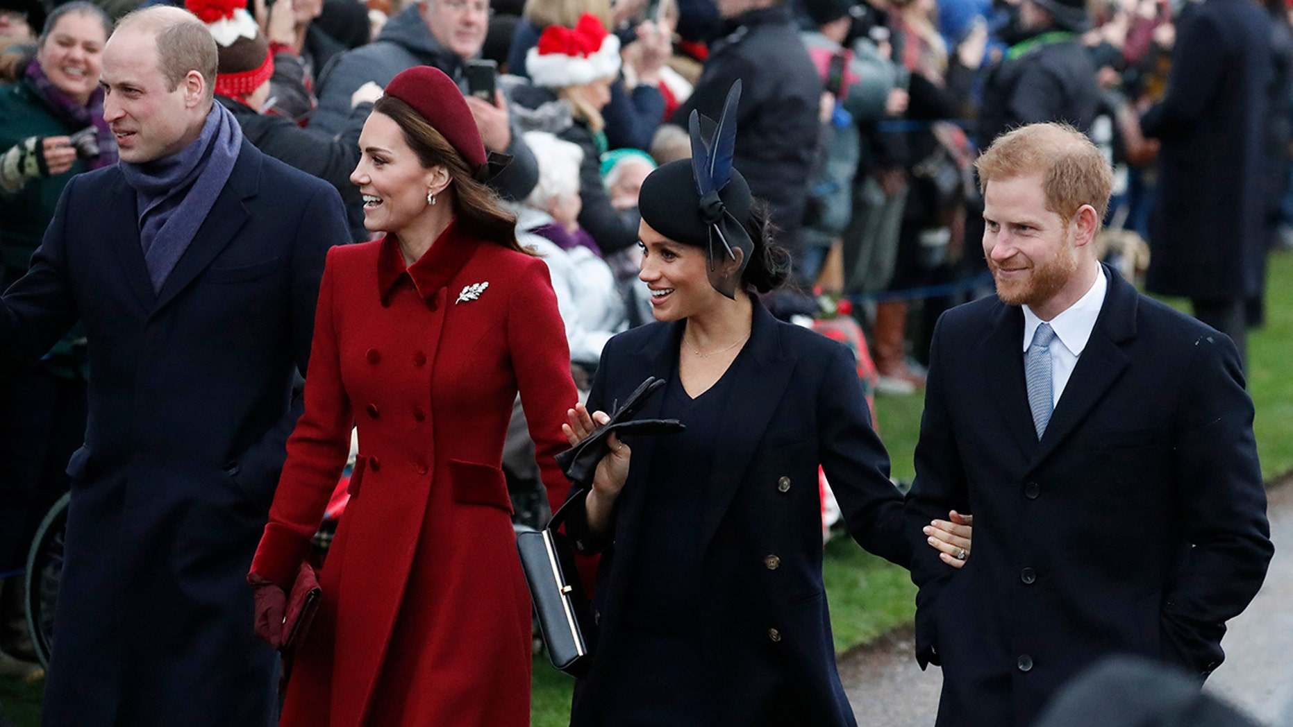 Here's how Meghan Markle's parents spent Christmas in the USA