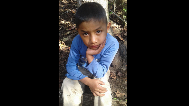 Felipe Gomez Alonzo, 8, died in U.S. custody at a New Mexico hospital on Christmas Eve after suffering a cough, vomiting and fever, authorities said (Catarina Gomez via AP)