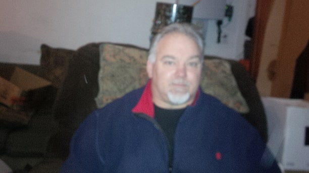 Michael Carroll, 57, at his home in Lake Grove, L.I.
