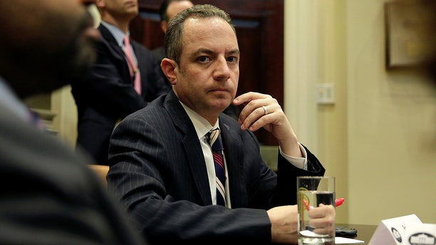 Reince Priebus could be joining the Navy as a reserve officer.