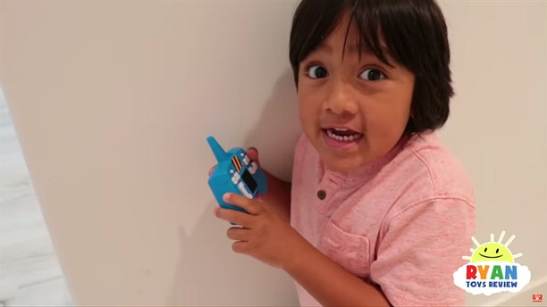 "Ryan, of the YouTube channel ""RyanToysReview,"" reportedly made an estimated $22 million from 2017 until 2018 from reviewing toys on the platform."