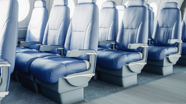 """""""I dream of a future in which there are women-only seating sections on planes. Most women intuitively understand that the armrest is """"neutral territory"""" and leave it as a slim buffer between them and their neighbor."""""""