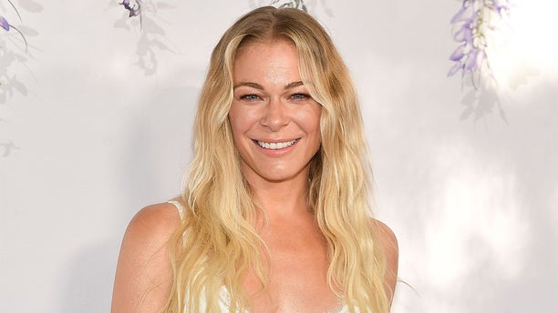 """LeAnn Rimes spoke to Fox News about her new Hallmark movie """"It's Christmas, Eve"""" and blending families with husband Eddie Cibrian in real life."""