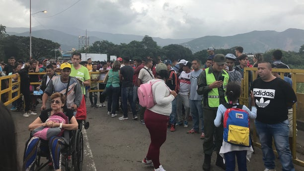 More than three million Venzuelans have fled into neighboring Colombia since the crisis of 2015.