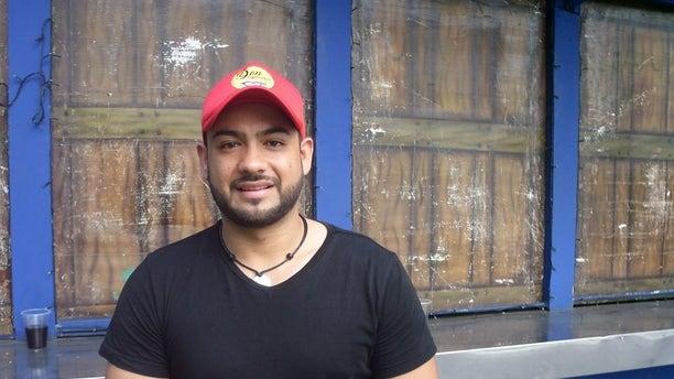 Eduardo Espinel, 35, who serves as a representative for the rapidly growing Venezuelan population in the Colombian border town of Cucuta, said a gun bam law had actually proliferated the violence in Venezuela.