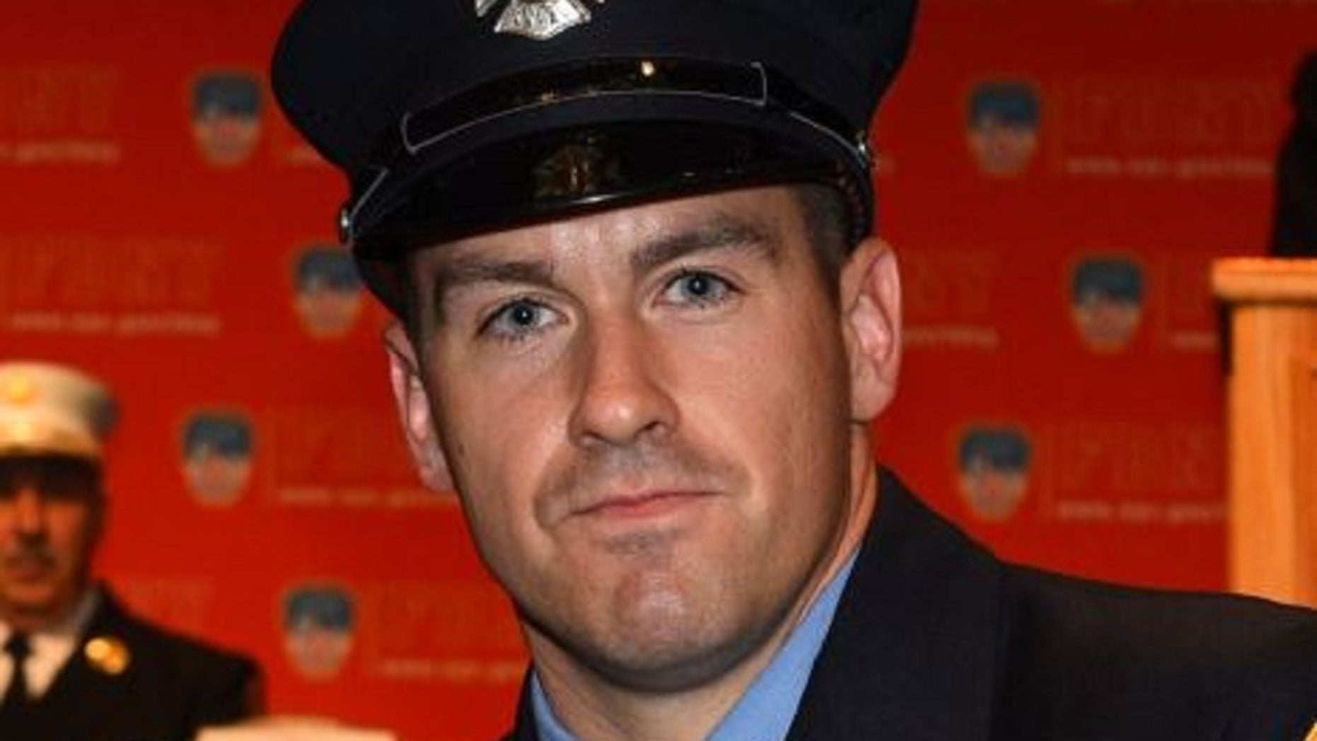 Steven Pollard, an FDNY firefighter, died Sunday while trying to rescue two motorists.