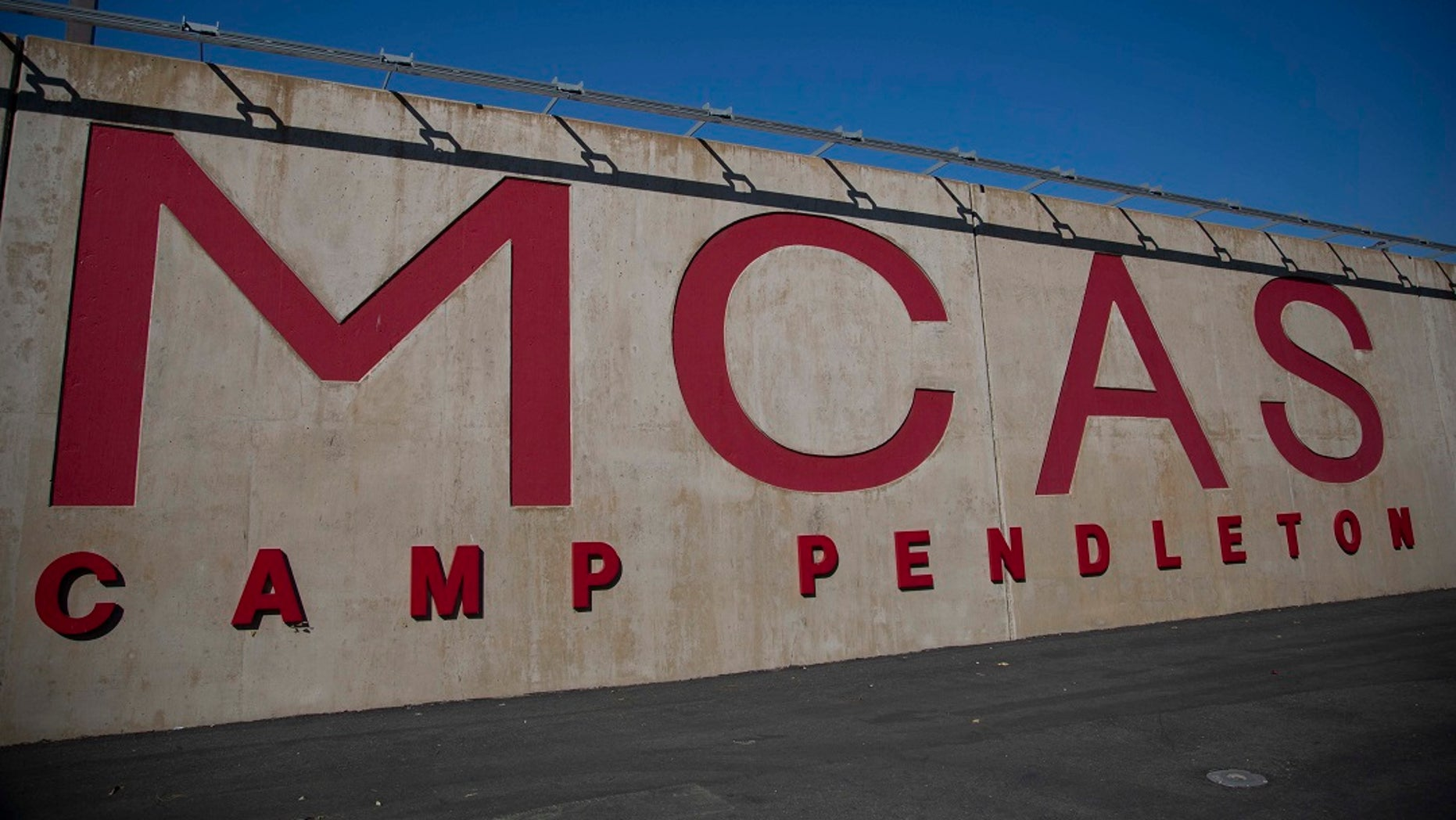 Marine Corps Air Station (MCAS) Camp Pendleton, California is seen Nov. 20, 2018. (U.S. Marine Corps photo by Cpl. Noah Rudash)
