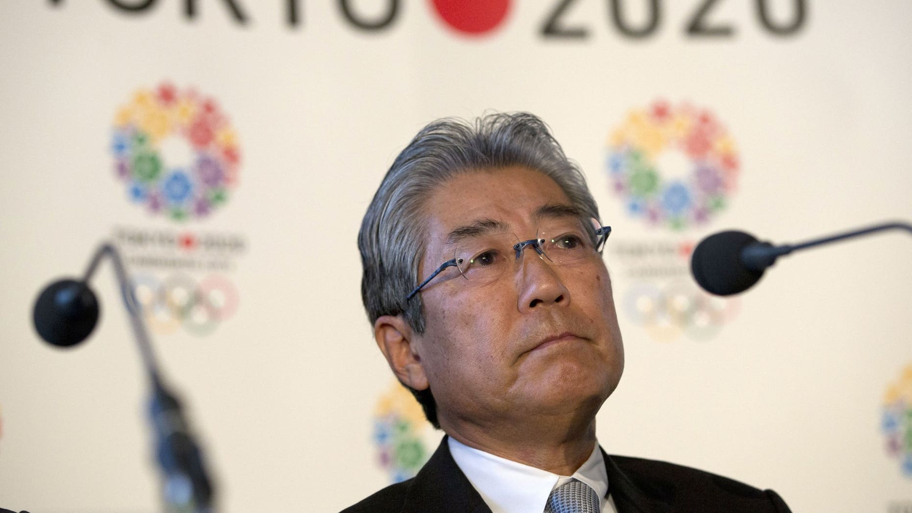Head of Japan's Olympic Committee indicted in France over corruption allegations class=
