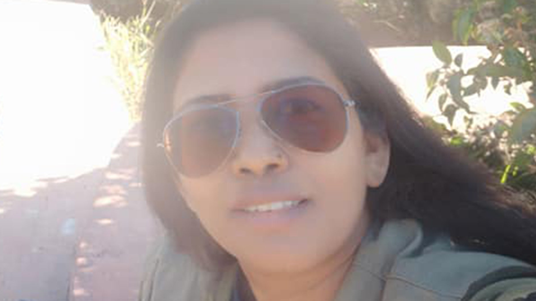 K Dhanya Sanal, 38, became the first woman to climb to the summit of the second highest peak in the southern Kerala state that was once banned to women.