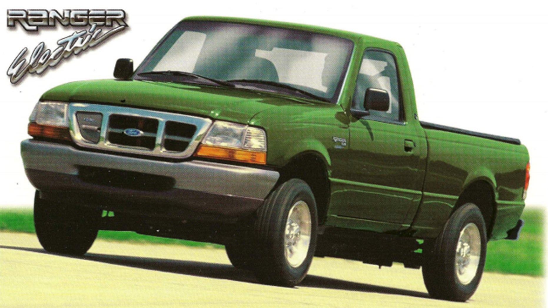 where is the ford ranger made